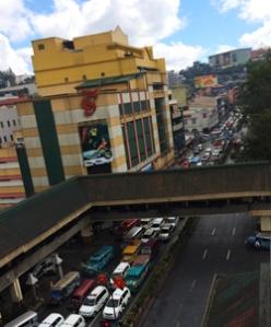 Baguio - a university mountain town